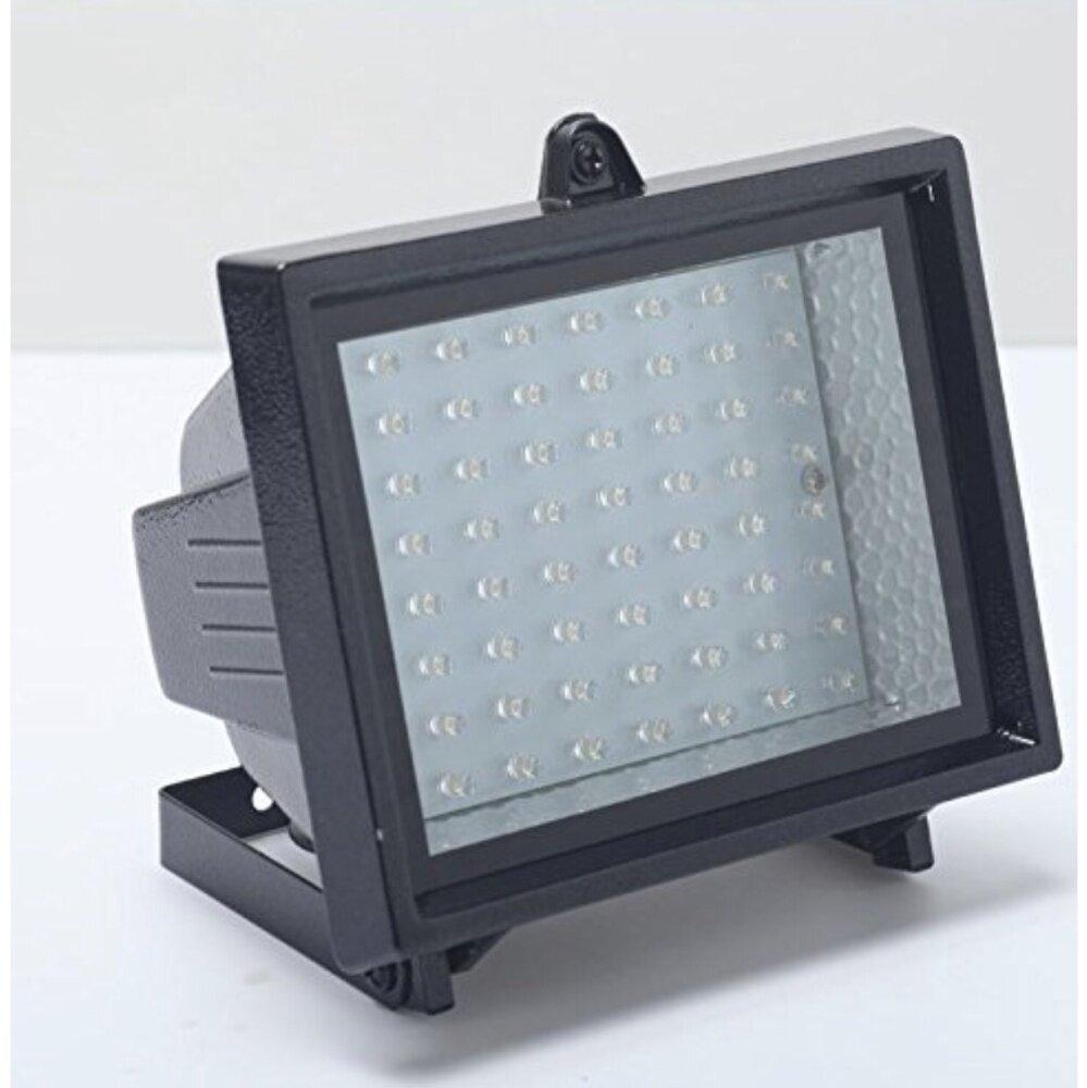 Solar Lights Lazada: Lighttrio SOLAR ไฟสปอร์ตไลท์ โซล่าเซลล์ 60 LED แสงขาว