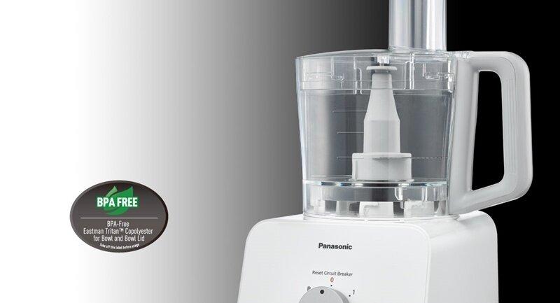 Panasonic เครื่องเตรียมอาหารอเนกประสงค์ 6 in 1 รุ่น MK-F300WSN