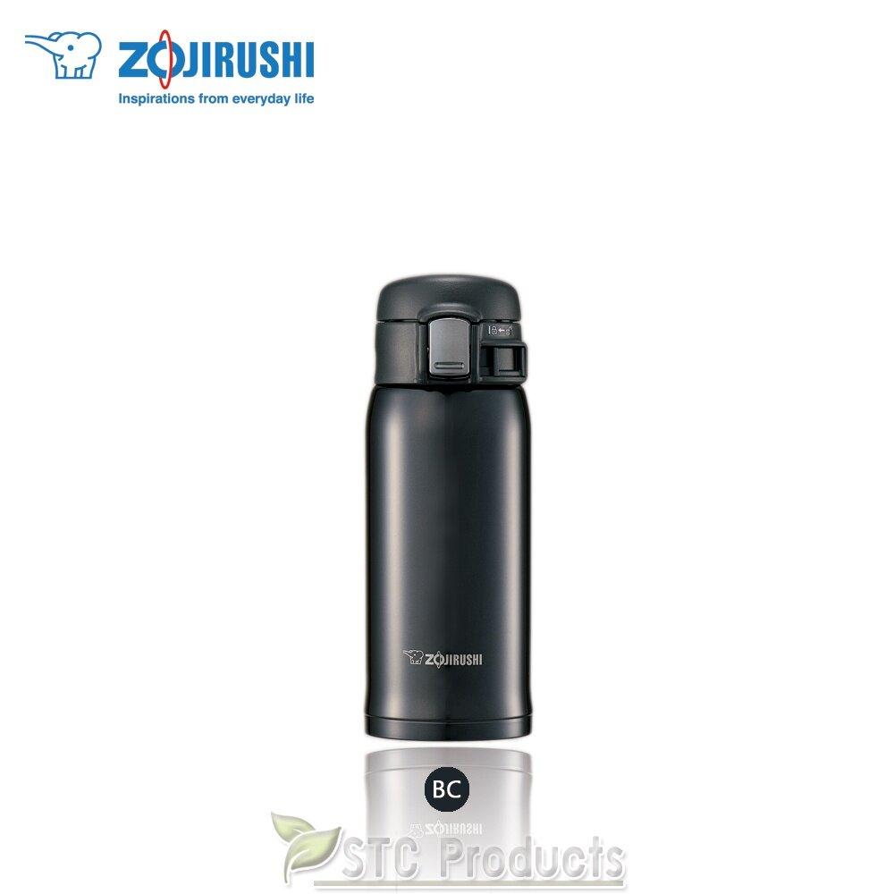 Zojirushi Mugs/ กระติกน้ำสูญญากาศเก็บความร้อน/เย็น 0.36 ลิตร รุ่น SM-SD36 BC (สีดำ)