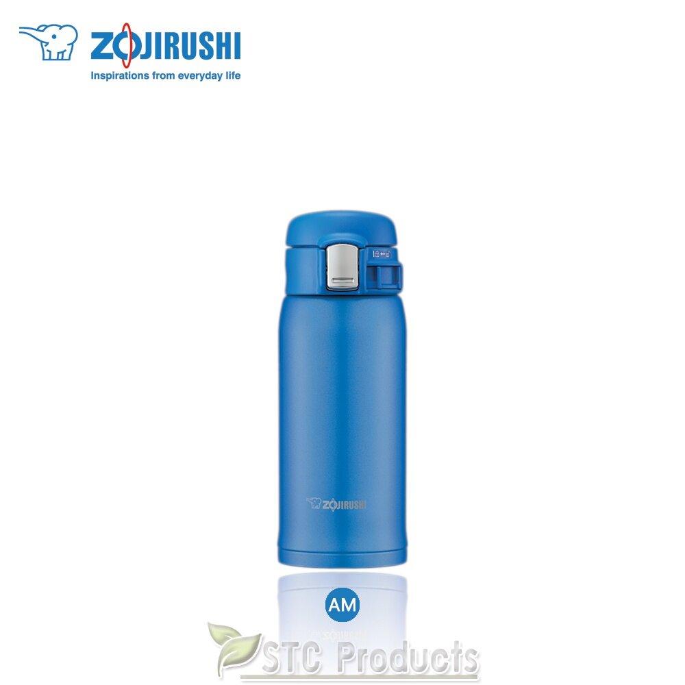 Zojirushi Mugs/ กระติกน้ำสูญญากาศเก็บความร้อน/เย็น 0.36 ลิตร รุ่น SM-SD36 AM (สีฟ้า)