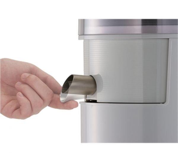 Panasonic เครื่องคั้นน้ำผลไม้แยกกาก (Juicer) รุ่น MJ-SJ01W