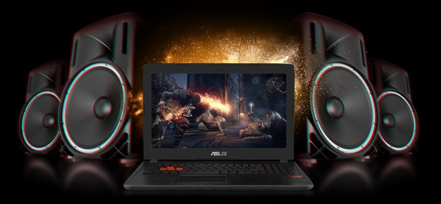 Asus Notebook G502VM-FY398